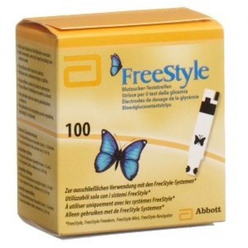 ABBOTT FREESTYLE Teststreifen 100 Stk