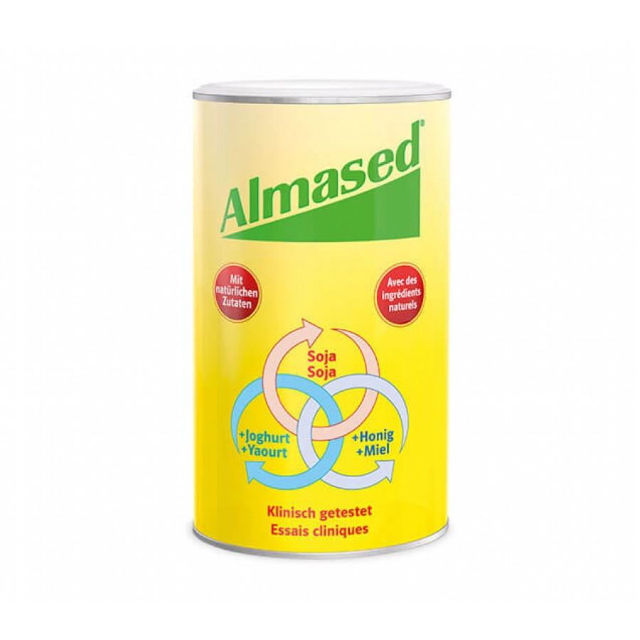 Hier sehen Sie den Artikel ALMASED Plv Ds 500 g aus der Kategorie Schlankheitsnahrung. Dieser Artikel ist erhältlich bei unseredrogerie.ch