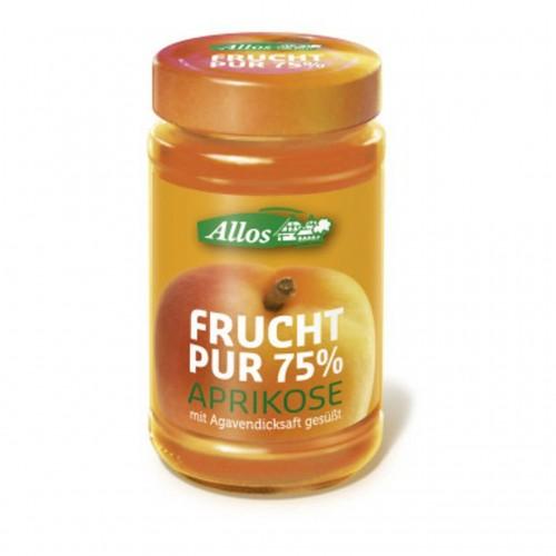 ALLOS Frucht Pur Konfitüre Aprikose Bio 250 g
