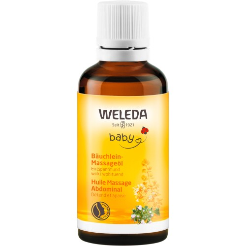 WELEDA Bäuchlein-Massageöl Fl 50 ml