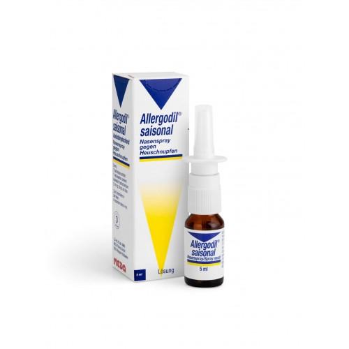 ALLERGODIL saisonal Nasenspray Fl 5 ml