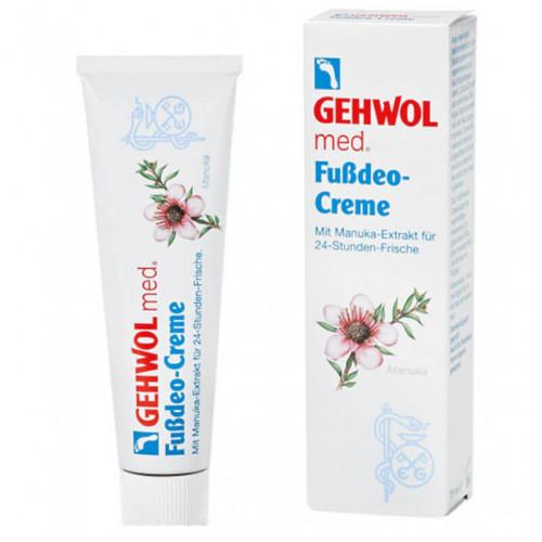 GEHWOL med Fussdeo-Creme 125 ml