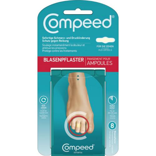 COMPEED Blasenpflaster auf Zehen 8 Stk