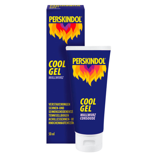 PERSKINDOL Cool Wallwurz Gel Tb 50 ml