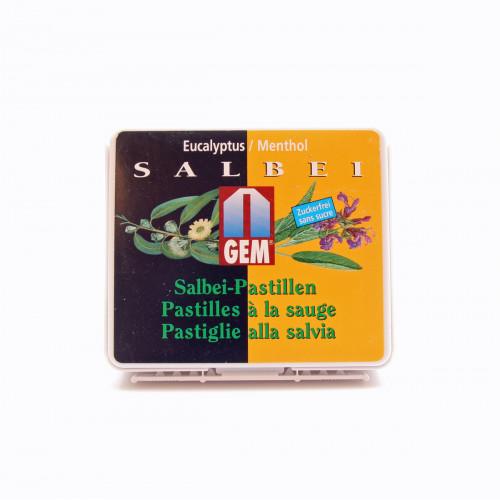 GEM Salbei Pastillen zuckerfrei Ds 36 Stk