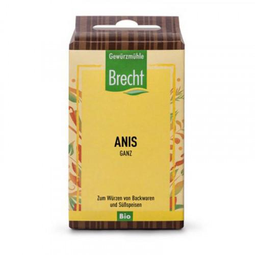 BRECHT Anis ganz Bio refill Btl 40 g