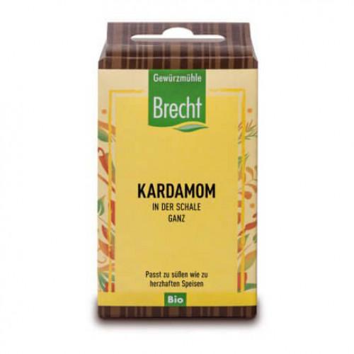 BRECHT Kardamon ganz Bio refill Btl 30 g