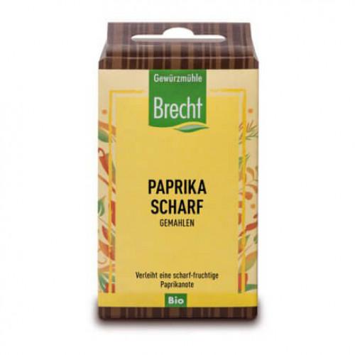 BRECHT Paprika scharf Bio refill Btl 35 g