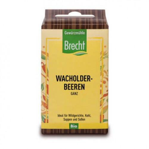 BRECHT Wacholderbeeren Bio refill Btl 25 g