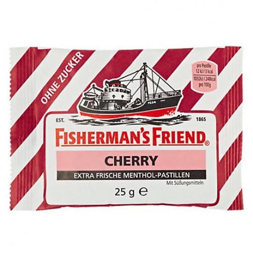 FISHERMAN'S FRIEND Cherry ohne Zucker Btl 25 g