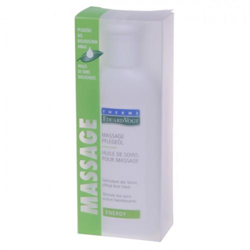 VOGT THERME ENERGY Massage Pflegeöl 100 ml