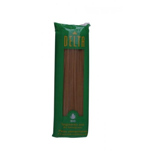 DELTA Dinkel Spaghetii Bio 500 g