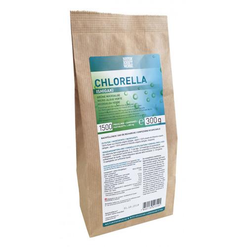 NATURKRAFTWERKE Chlorella Ishigaki Pressl 1500 Stk