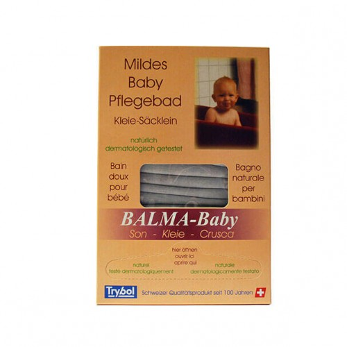BALMA BABY Mildes Pflegebad 25 Btl 20 g