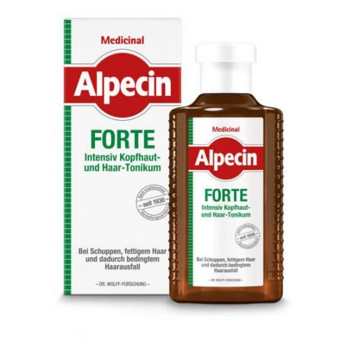 ALPECIN Forte Intensiv Haartonikum Fl 200 ml