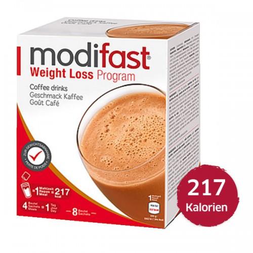 MODIFAST Programm Drink Kaffee (alt) 8 x 55 g