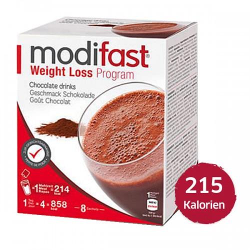 MODIFAST Programm Drink Schokolade 8 x 55 g