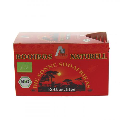 HERBORISTERIA Rooibos Tea Naturell Box 20 Btl