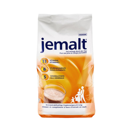 JEMALT 13+13 Pulver refill Beutel 900 g