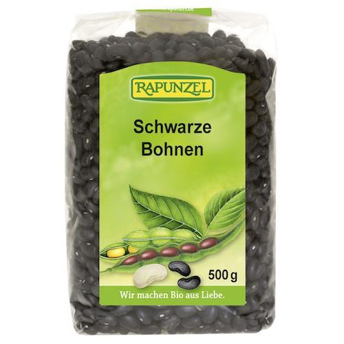 RAPUNZEL Bohnen schwarz 500 g