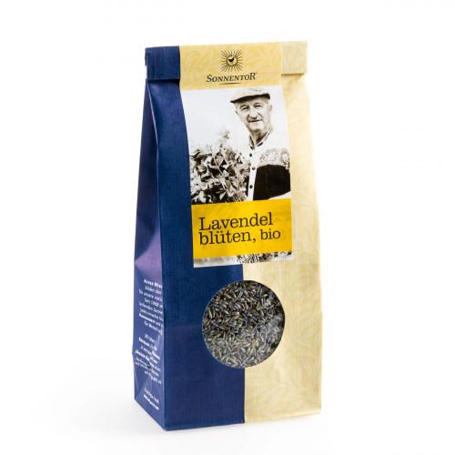 SONNENTOR Lavendelblüten Tee Sack 70 g