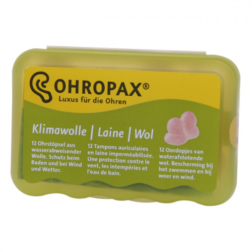 OHROPAX Klima-Wolle 12 Stk