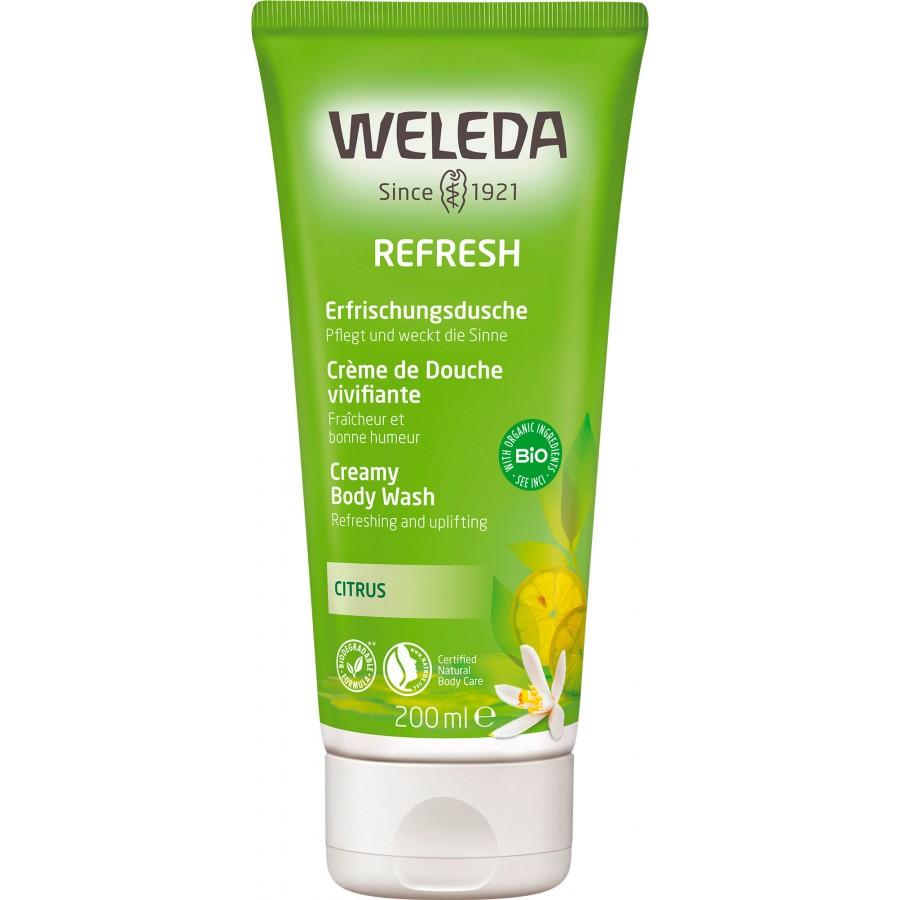 Hier sehen Sie den Artikel WELEDA Citrus Crèmedouche 200 ml aus der Kategorie Duschmittel und Peeling. Dieser Artikel ist erhältlich bei apothekedrogerie.ch