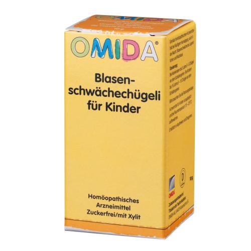 OMIDA Blasenschwächechügeli für Kinder 10 g