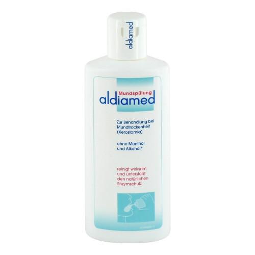 ALDIAMED Mundspülung bei Xerostomie 250 ml