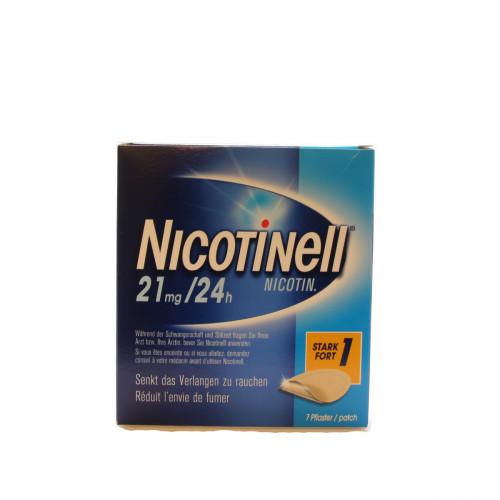NICOTINELL 1 stark Matrixpfl 21 mg/24h 7 Stk