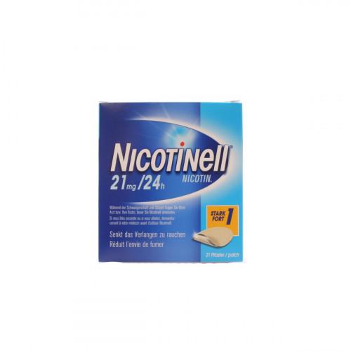NICOTINELL 1 stark Matrixpfl 21 mg/24h 21 Stk