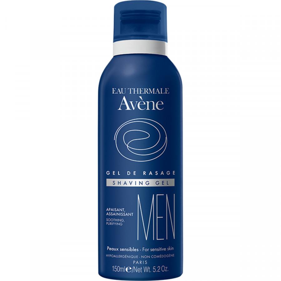 Hier sehen Sie den Artikel AVENE Men Rasiergel 150 ml aus der Kategorie Rasier-Cremen/Gel/Schaum/Seifen. Dieser Artikel ist erhältlich bei unseredrogerie.ch