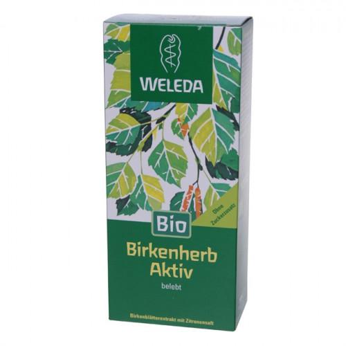 WELEDA Birkenherb Aktiv Extrakt Fl 200 ml