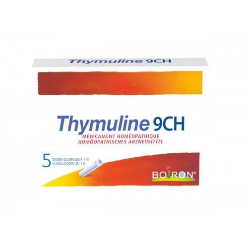 BOIRON Thymuline Glob CH 9 5 x 1 Dos