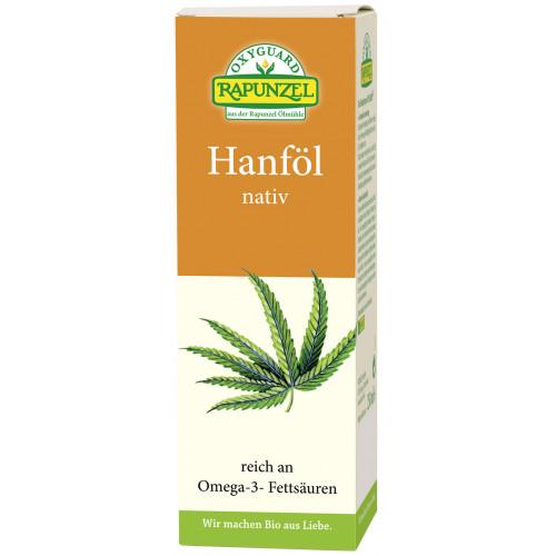 RAPUNZEL Hanföl nativ Oxyguard Fl 250 ml
