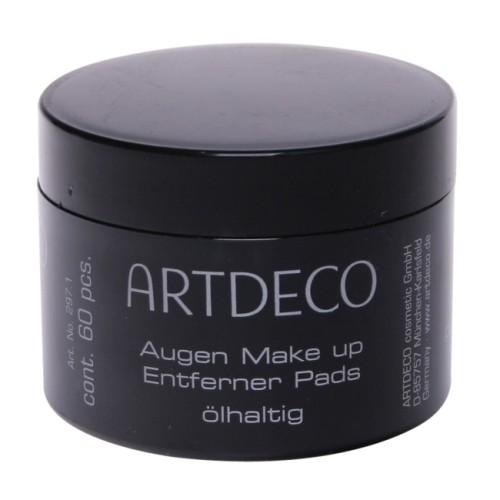 ARTDECO Eye Make Up Enterner Pads Oily 60 Stk
