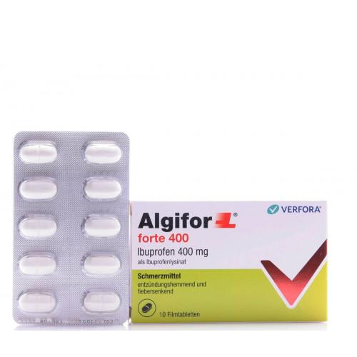 ALGIFOR-L forte Filmtabletten 400 mg 10 Stk