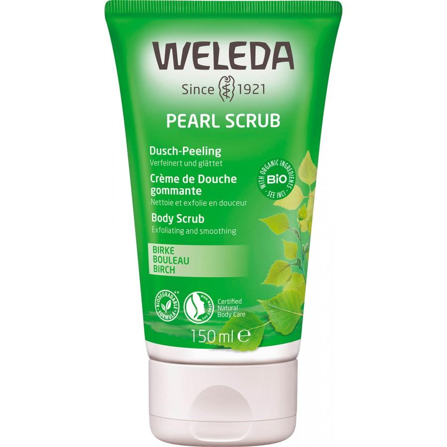 Hier sehen Sie den Artikel WELEDA Birken Douche Peeling 150 ml aus der Kategorie Duschmittel und Peeling. Dieser Artikel ist erhältlich bei apothekedrogerie.ch