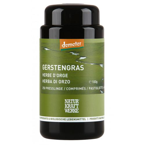 NATURKRAFTWERKE Gerstengras Press Demeter 250 Stk