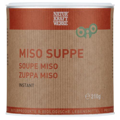 NATURKRAFTWERKE Miso Suppe instant Bio 210 g