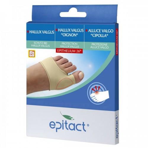 EPITACT Schutz bei Hallux Valgus M 24-27cm