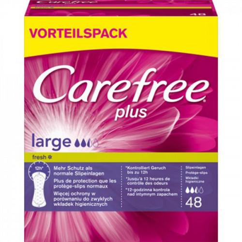 CAREFREE Maxi Slip Einlagen Fresh 48 Stk