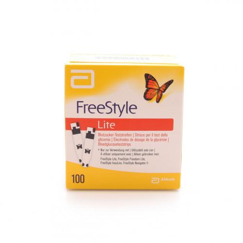 ABBOTT FREESTYLE Lite Teststreifen 100 Stk