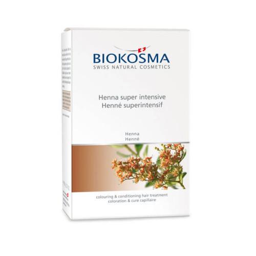 BIOKOSMA Henna superintensiv Btl 100 g