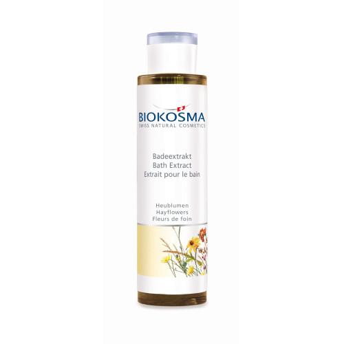 BIOKOSMA Bad Heublumen Badeextrakt Fl 200 ml