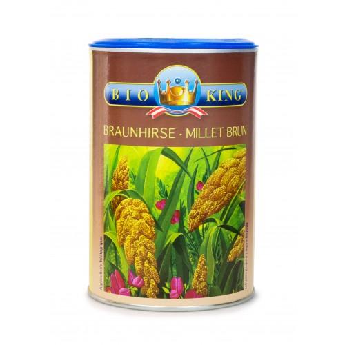 BIOKING Braunhirsevollwertpulver 500 g