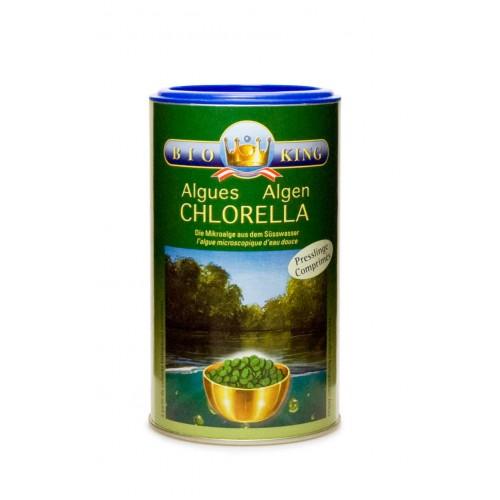 BIOKING Chlorella Presslinge 250 g