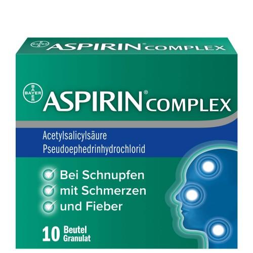 ASPIRIN Complex Gran Btl 10 Stk