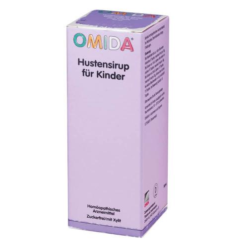 OMIDA Hustensirup für Kinder 50 ml