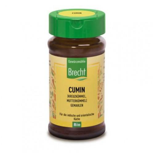 BRECHT Cumin Kreuzkümmel gemahlen Bio refill 35 g